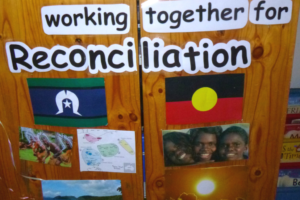 toddler room gallery - Reconciliation display